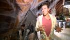 Video «Gruselig: Reto Hanselmann im Halloween-Fieber» abspielen