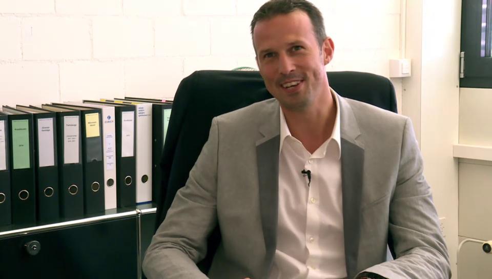«Mein Leben nach dem Spitzensport» mit Marco Streller