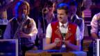 Video «Nicolas Senn mit «Ä wörzigs Bröckli Appezöller Chääs»» abspielen