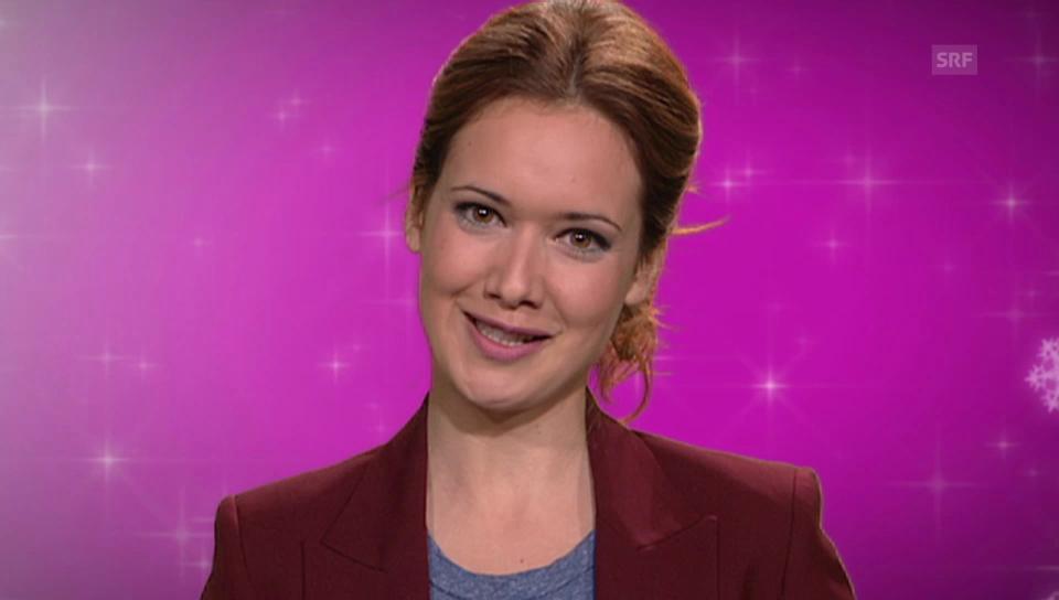 Hinter die TV-Kulissen mit Sara Hildebrand