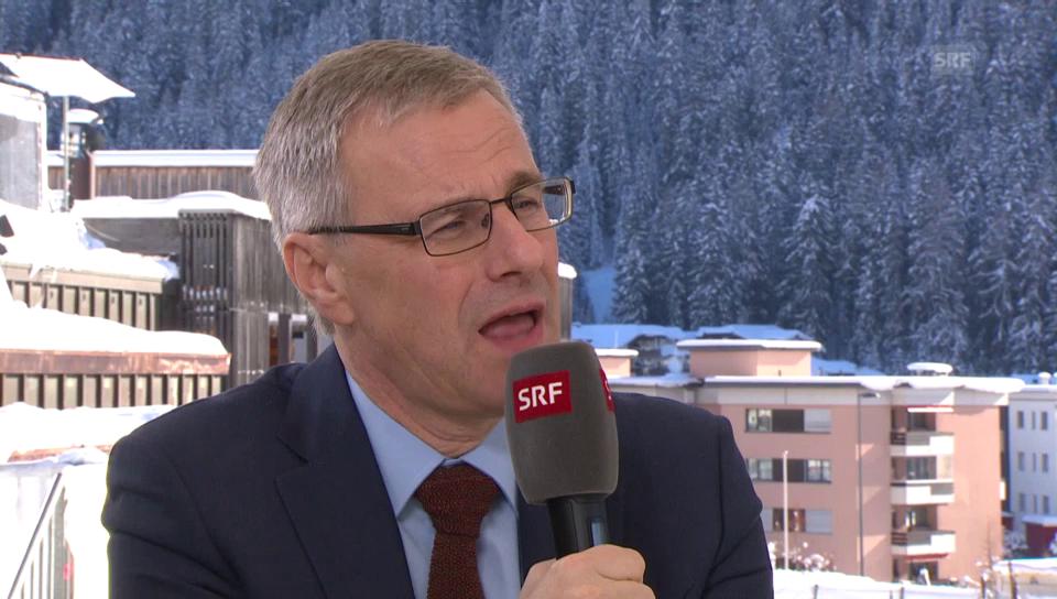 Dehaze: «Die Schweiz hat viele Stärken»