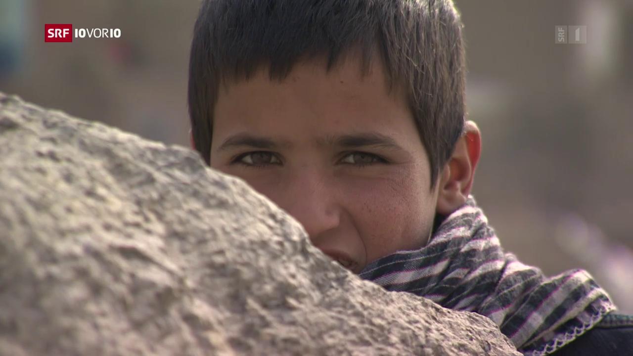 Unterwegs in Kabul, einer der gefährlichsten Städte der Welt