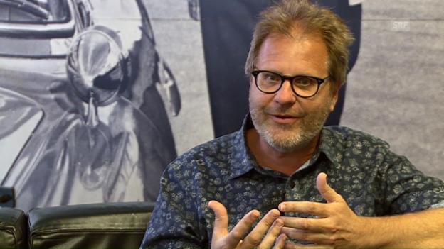 Video «5 Fragen an Regisseur Stéphane Goël» abspielen