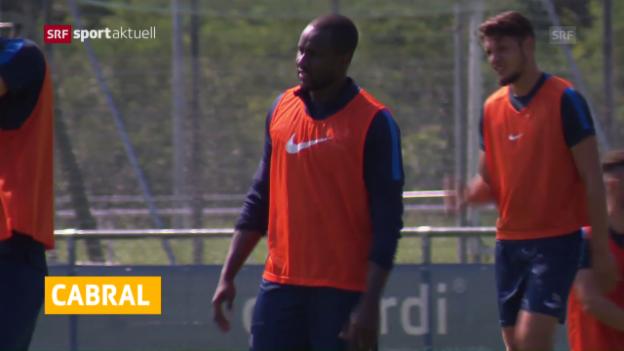Video «FCZ-Spieler Cabral freigesprochen» abspielen