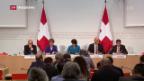 Video «Asylpolitik: nach der Reform ist vor der Reform» abspielen
