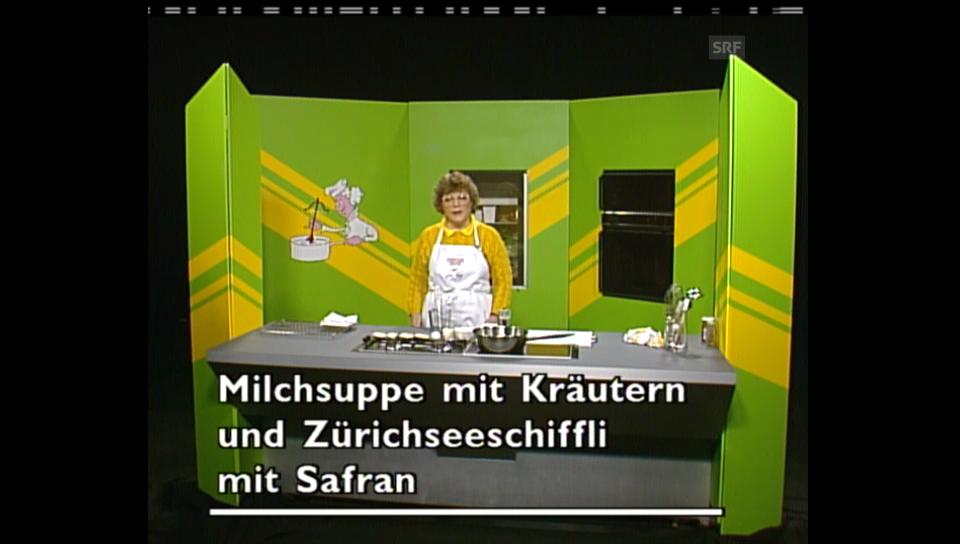 Schwiizer Chuchi mit Irene Dörig: Folge 3