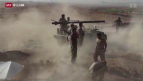 Video «Obamas Strategie gegen IS» abspielen