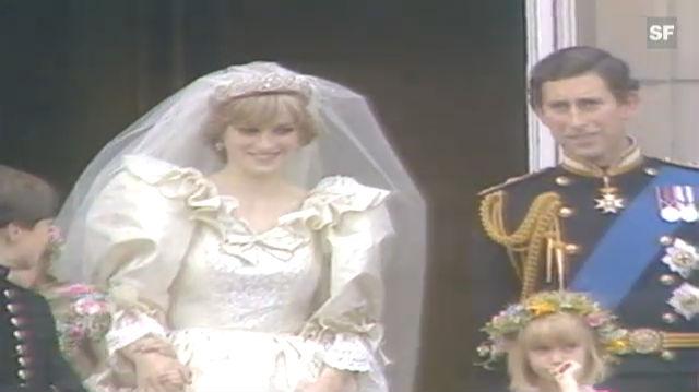 Prinz Charles und Prinzessin Diana (Hochzeit)