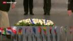 Video «EU-Staatschefs vor Nomination des Kommissionspräsidenten» abspielen