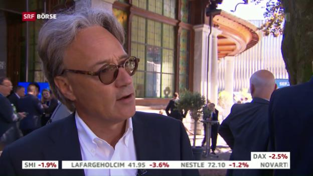 Video «SRF Börse vom 10.06.2016» abspielen