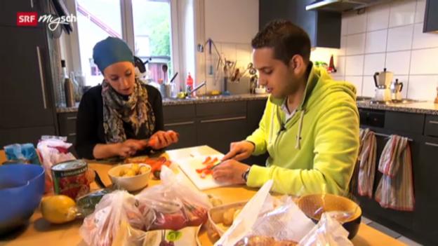 Video «Göttlich speisen: Islam (3/5)» abspielen