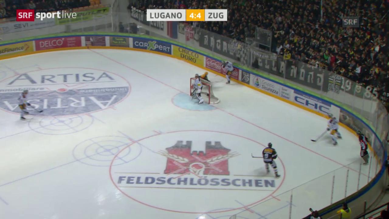 Zusammenfassung Lugano-Zug