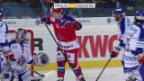 Video «Eishockey: Spengler Cup, Zusammenfassung ZSKA - Rochester («sportlive», 27.12.2013)» abspielen