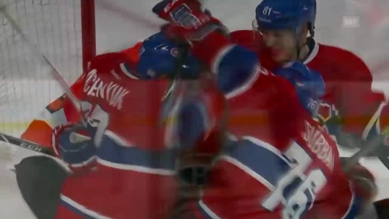 NHL: Highlights Montreal - Philadelphia