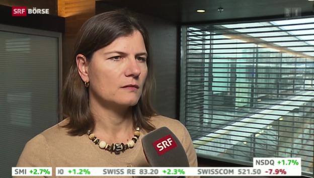 Video «SRF Börse vom 18.12.2014» abspielen