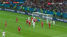 Link öffnet eine Lightbox. Video Spanien ringt aufmüpfiges Iran nieder abspielen