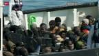 Video «Einigung am Flüchtlingsgipfel auf Malta» abspielen