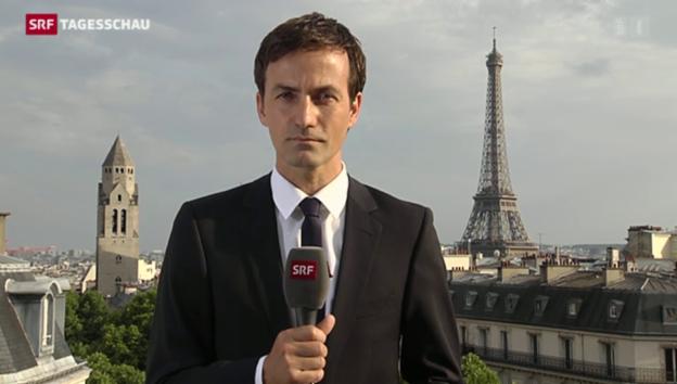 Video «SRF-Korrespondent Michael Gerber zur politischen Situation» abspielen
