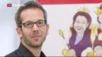 Video «Roman Burger bei Unia entlassen» abspielen