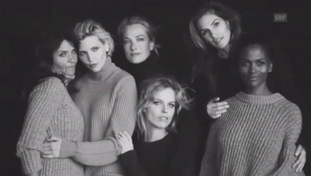 Video «Fotoshooting «The Reunion»» abspielen
