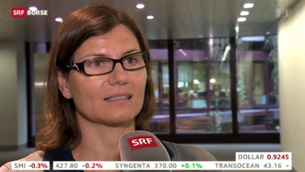 Video «SRF Börse vom 19.08.2013» abspielen