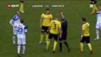 Video «Rote Karte gegen Raul Bobadilla» abspielen