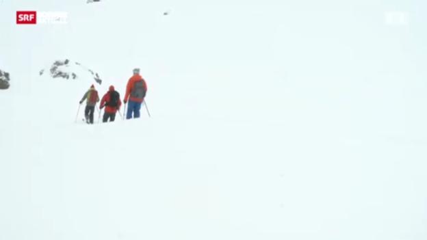 Video «Schweiz aktuell vom 14. Januar 2013» abspielen