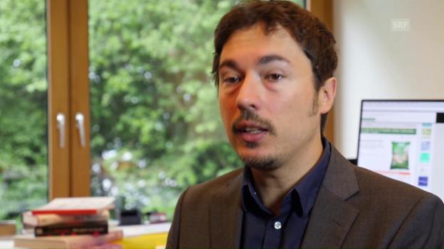 Video ««Den Konsumenten die Infos liefern, die sie interessieren»» abspielen
