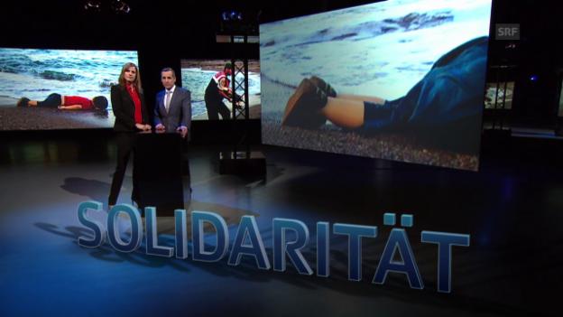 Video «SRF Jahresrückblick 2015» abspielen