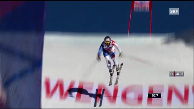 Ski: Rückblick Wengen 2012