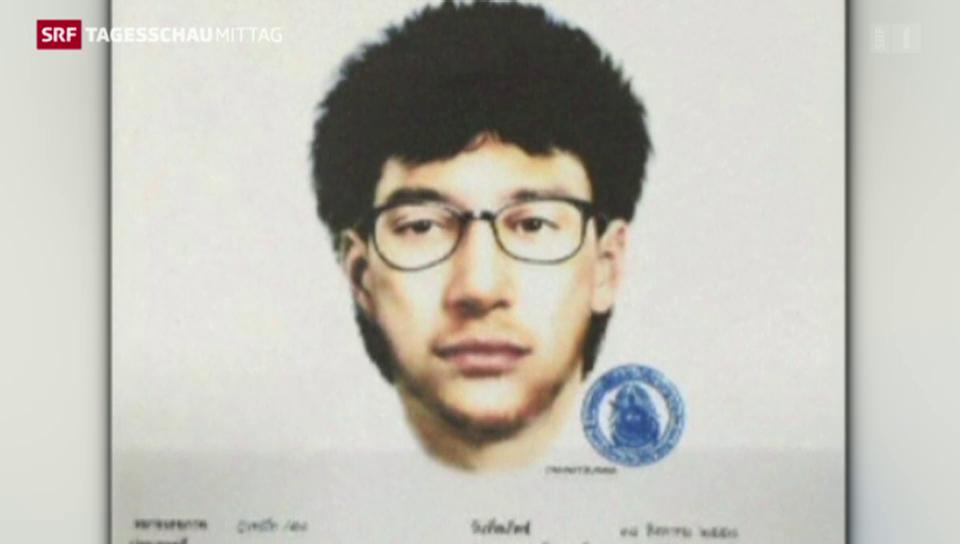 Suche nach Verdächtigem in Bangkok