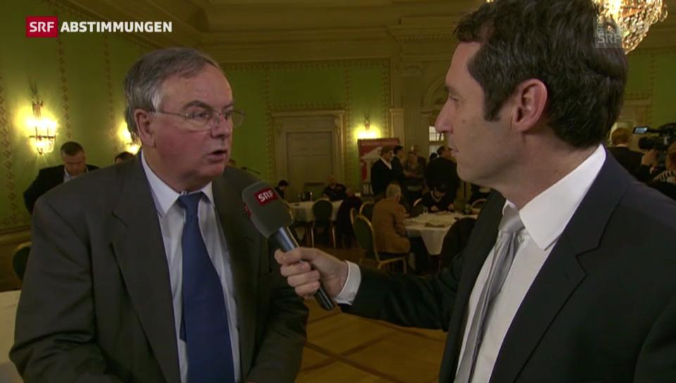 Jean-François Rime: «Dieser Sieg ist sehr wichtig»