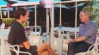 Video «Roger Federer steht vor den Australian Open Red und Antwort» abspielen