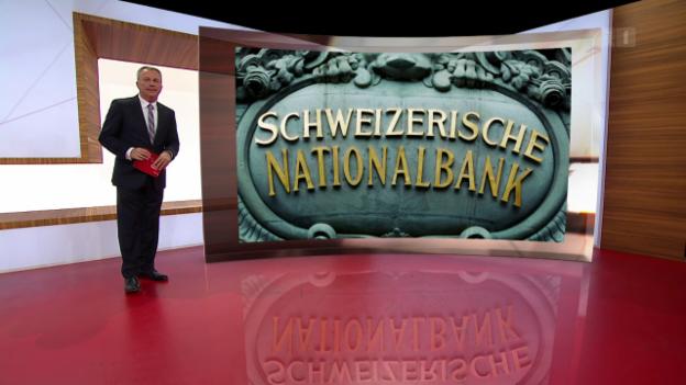 Video «SNB: Geldpolitik | Akademiker aus Italien | Monika Walser» abspielen