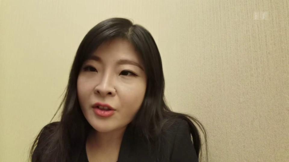 Immunologin Lisha Zha: Immunologin Lisha Zha: China war in derselben Situation