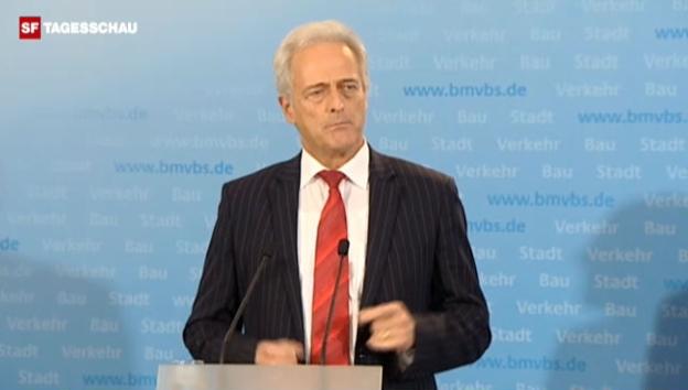 Video «Peter Ramsauer will den Staatsvertrag neu verhandeln.» abspielen