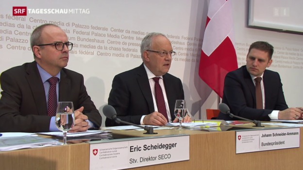 Video «Bundesrat gegen Spekulations-Initiative» abspielen