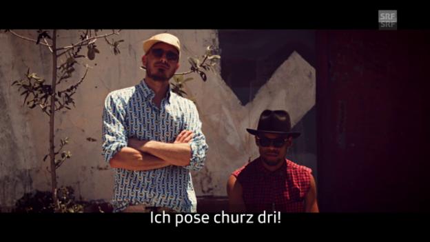 Video «Dodo «Hippie-Bus» – Das Wort zum Video» abspielen