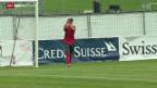 Video «Fussball: Nati-Testspiel gegen Tuggen» abspielen
