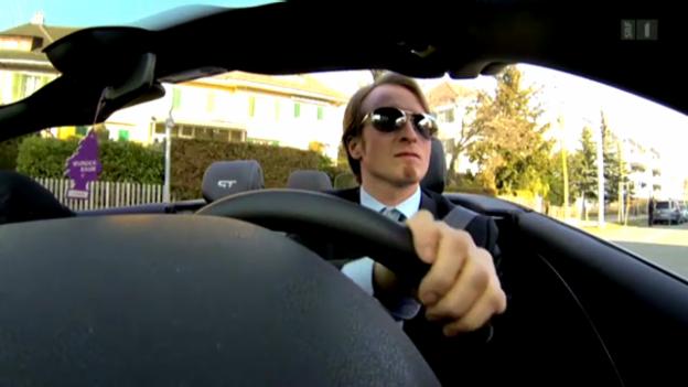Video «12.03.13: Auto-Haftpflicht: Versicherer schröpfen Junglenker» abspielen