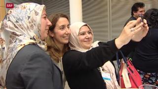 Video «Islam-Konferenz in Berlin» abspielen