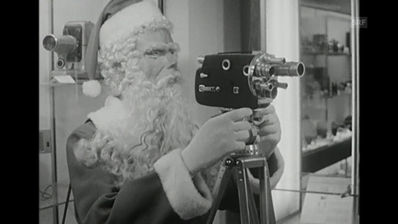 Weihnachtsgeschenke (Freitagsmagazin, 23.12.1960)