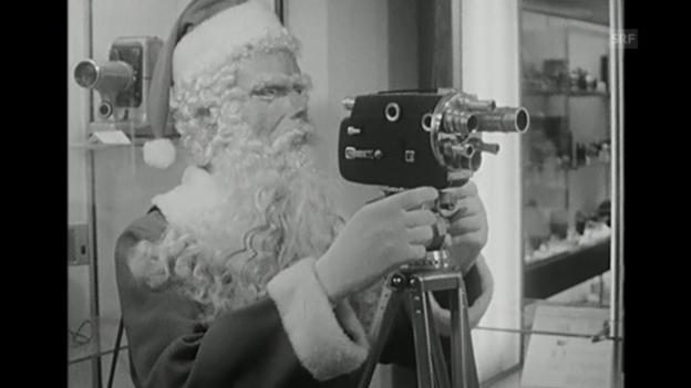 Video «Weihnachtsgeschenke (Freitagsmagazin, 23.12.1960)» abspielen
