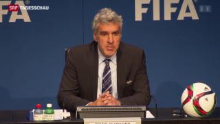 Video «Fifa reagiert gelassen» abspielen