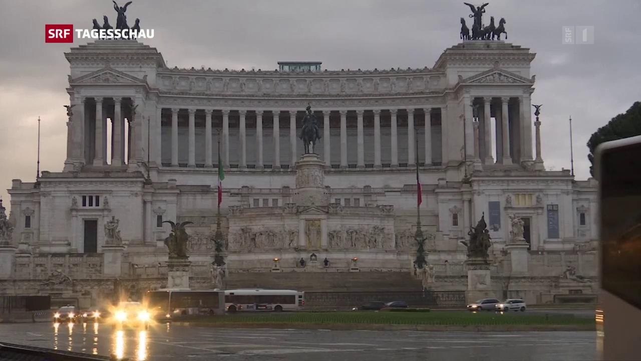 Ungewisse Regierungsbildung in Italien