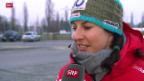 Video «Ski: Gerüchte um Dominique Gisins Rücktritt» abspielen