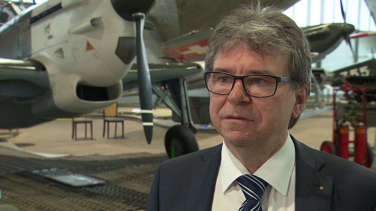 Dübendorfer Stadtpräsident Lothar Ziörjen zum Abstimmungsausgang