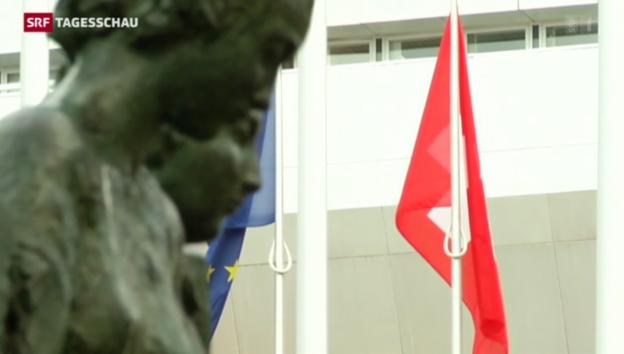 Video «Keine Transparenz bei der Finanzierung der Parteien» abspielen