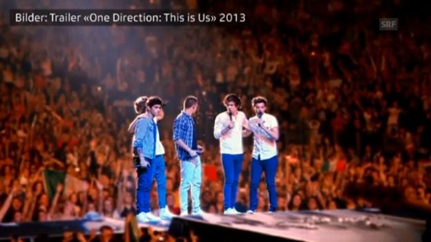 Video «One Direction: «This is Us» - Trailer» abspielen