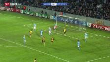 Video «Fussball: CL, Malmö - Atletico» abspielen